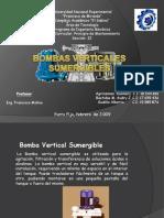 Presentacion Bombas Sumergibles.