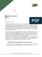 Carta Secretarios (Intro ICFES) Marzo 22[1]