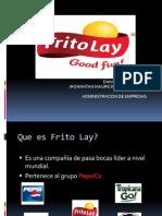 Distribucion y Logistica Frito Lay