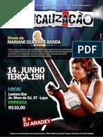 FLYER MUSICALIZAÇÃO 10 x 15 - 14-06
