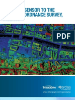 From the Sensor to the Internet- Ordnance Survey Ireland_s Complete Solution