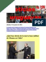 Noticias Uruguayas sábado 9 de junio del 2012.2