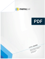 Memopal User Guide En