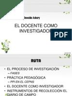 El Docente Como Investigador- Metodologia 2 Sem