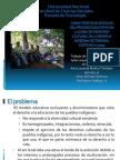 Características sociales de la educación en la comunidad indígena de Térraba, Costa Rica