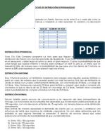 EJERCICIOS DE DISTRIBUCIÓN DE PROBABILIDAD