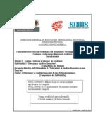 Secuencias Didacticas Análisis Financiero Unidad 1 2009