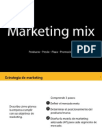 Mix Marketing-promocion u Otros
