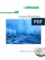 Using CO2 for Gas Well Fracturing (Praxair)