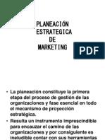 PLANEACIÓN estrategica 1