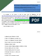 Oferta Formativa de Cursos a Distancia ITE Para El Profesorado[1]