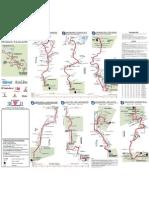 100 Kilómetros Madrid en 24 horas. Rutómetro completo 2012