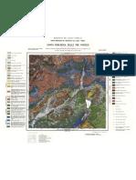 Carta Geologica Cansiglio