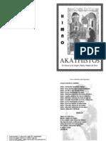 AKATHISTO EN ESPAÑOL folleto