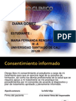CASO CLINICO ATM Y OCLUSION DENTAL