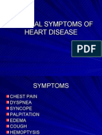 Cardinal Symptoms of Heart Disease (1)