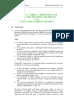 Financial Viability Report