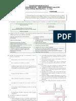 Plan de Recuperacion Biologia II P 2012