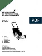 Craftsman 917.387282 Manual - 98120007
