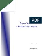 Analyse Et Evaluation de Projets