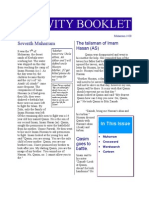 Muharram Activity Booklet-7