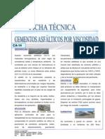Cemento Asfaltico ( CA-24 )