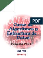 Curso de Algoritmos y Estructura de Datos _fiis_uni