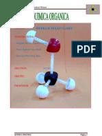 INFORME Nº2 MODELOS MOLECULARES