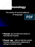 Phonology.1 PHONEME