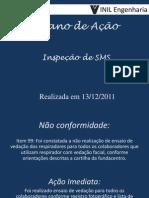 APRESENTAÇÃO SMS DESVIOS 2011