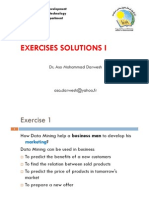 A Exercises Solutions