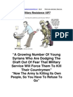Military Resistance 10F7