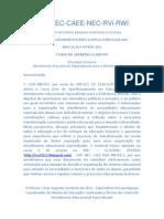 Atendimento Educacional Especializado para a Deficiência Mental.INESPEC