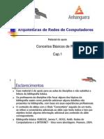 Cap 01-1 - Conceitos Basicos de Rede