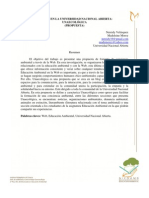 TIC, Globalización y Educación Ambiental (Mesa 3) - copia