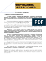 01-Introduccion a La Investigacion de Operaciones