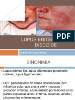 Lupus Eritematoso Discoide.pptx Josue