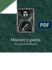 Miserere y guerra - Georges-Henri Rouault
