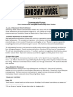 Chapter & Verse Newsletter dated June 10, 2012