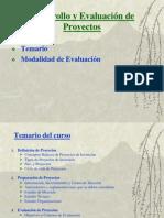 PREPARACIONYEVALUACIONDEPROYECTOSv5[2] PARA ADMINISTRACIÓN DE PROYECTOS
