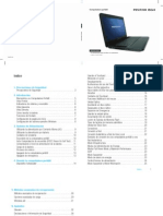 Manual Positivo BGH a-400