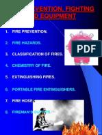 Fire Fighting English