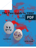 Twe-Guide to TBRP 2nd Edition