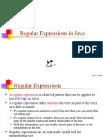 16 Java Regex