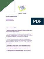 Manual de MS-DOS Basico [15 paginas - en español]