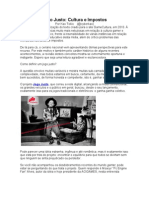 Jogo Justo Cultura e Impostos ACIGAMES Magazine 2012