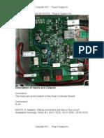Rear Controller Description