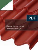 Ternium Galvateja Manual de Instalacion