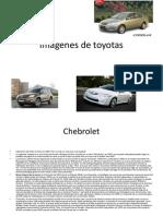Historia Del Toyota y El Chebrolet