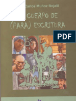 Muñoz Bojalil-Un cuerpo de (para) escritura